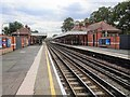 TQ4489 : Barkingside Underground station, Greater London by Nigel Thompson