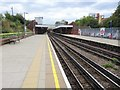 TQ4488 : Newbury Park Underground station, Greater London by Nigel Thompson