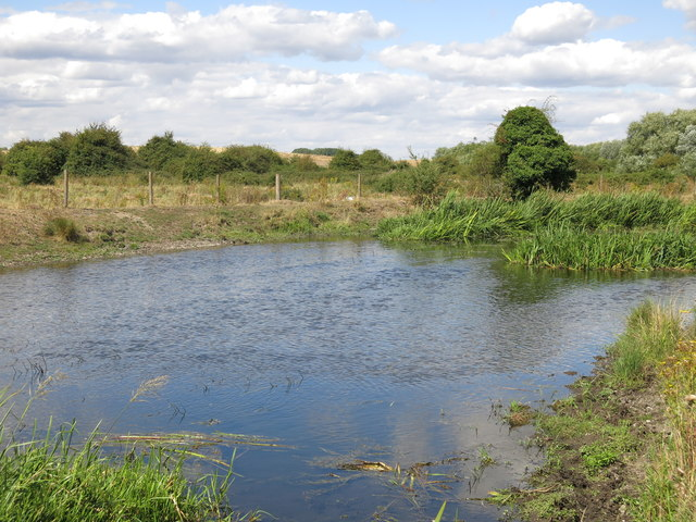 The River Colne on Staines Moor (3)