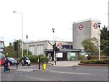 TQ4088 : Wanstead Underground station, Greater London by Nigel Thompson