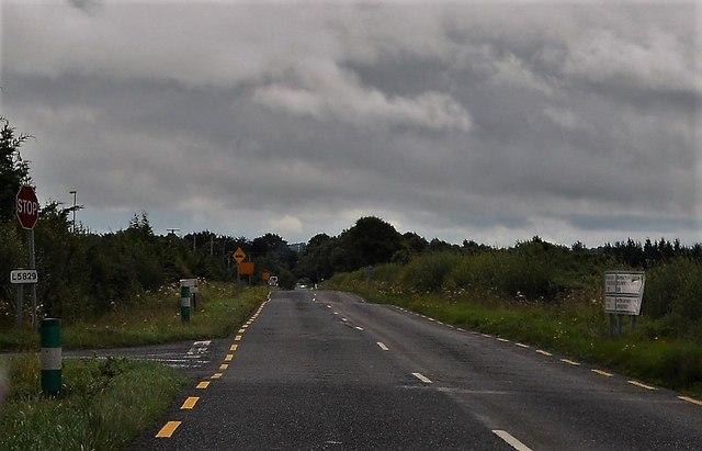 R395, L5829 junction