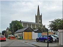 TM2632 : Harwich church by Robin Webster
