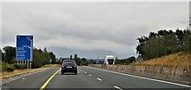 S0528 : M8, approaching J10 by N Chadwick
