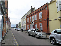 TM2532 : Church Street, Harwich by Robin Webster