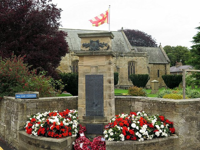War Memorial, Warkworth