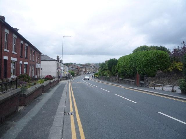 Darwen Road (B6472)