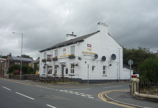 The Sportsmans public house