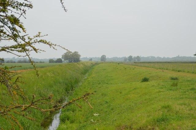Ditch, Ramper Rd