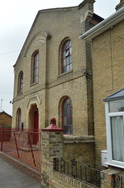Swavesey Strict & Particular Baptist Church