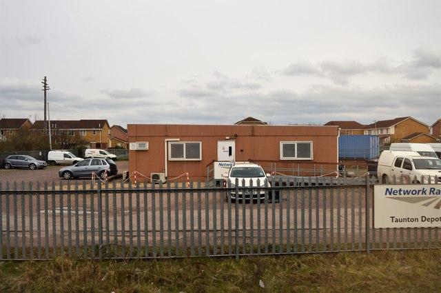 Network Rail, Taunton Depot