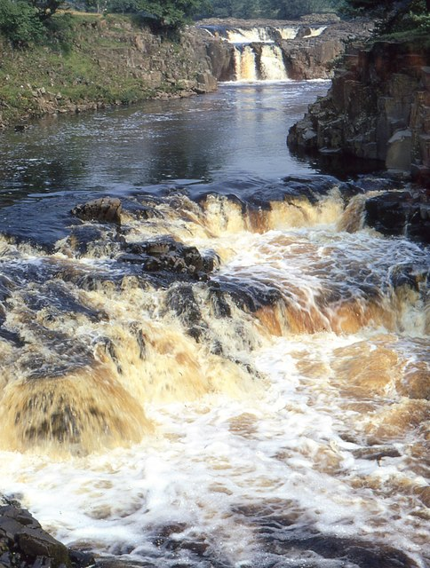 Low Force, Forest-in-Teesdale (1970)