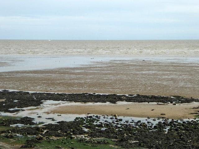 Beach below Beacon Hill, Harwich