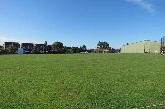 West Bridgford: Little Bounds Cricket Ground