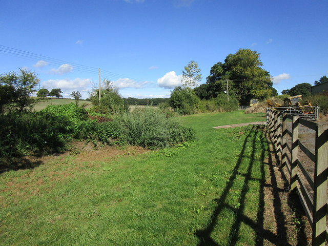 Footpath at The Orchards