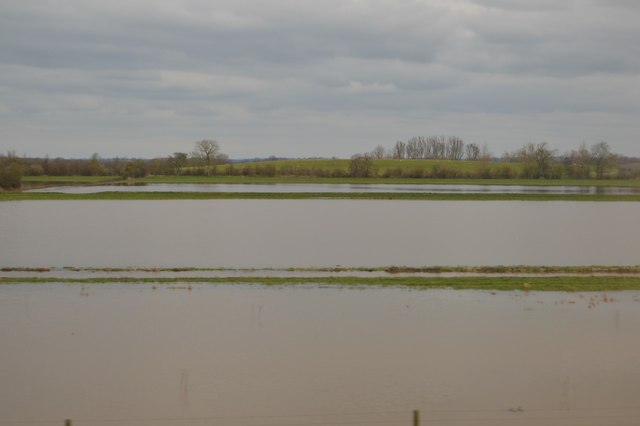 Flooding, Curry Moor