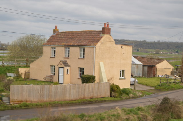 Cottage by River Parrett