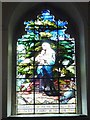 SO7065 : Window inside St. Mary's Church (South Transept | Stanford-on-Teme) by Fabian Musto