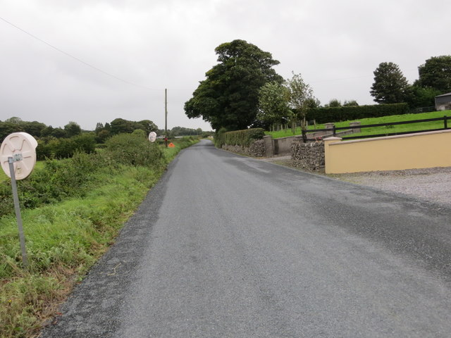 Local Road (L1618) to Carrowgarve