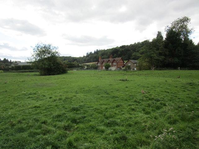 Home Farm, Eastnor