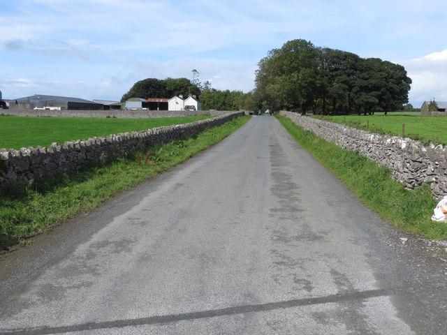 Road near Bohagh