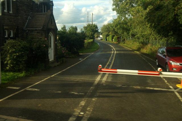 Deans Lane Crossing
