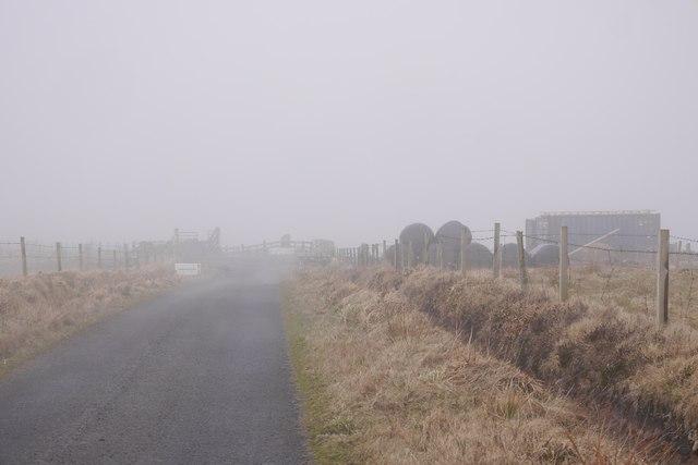 Steaming road, Greenwell