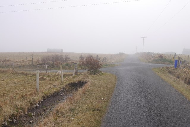 Waaness turn, Burray