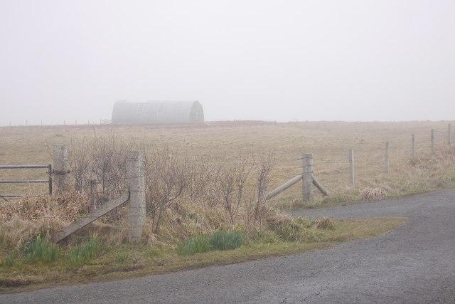Nissen Hut, Waaness