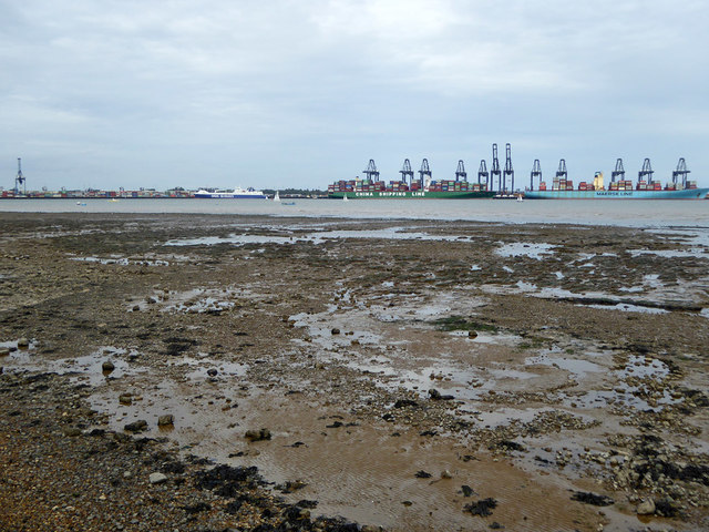 Foreshore, Harwich