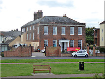 TM2632 : Government House, Harwich by Robin Webster