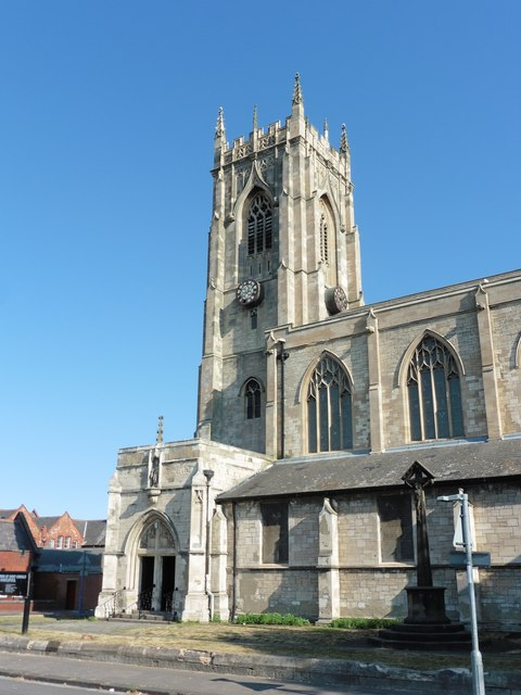 Church of St. Oswald, Hartlepool