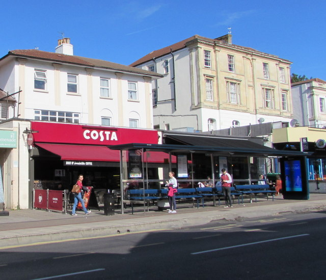 Costa Coffee 14 Gloucester Road Jaggery Geograph