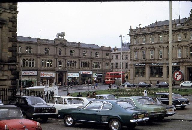 John William Street, Huddersfield (1971)