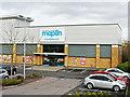 NY4154 : Maplin store, Carlisle by Rose and Trev Clough
