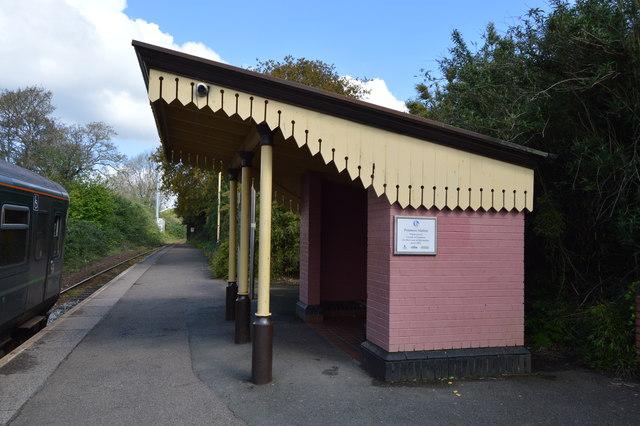 Shelter, Penmere Station