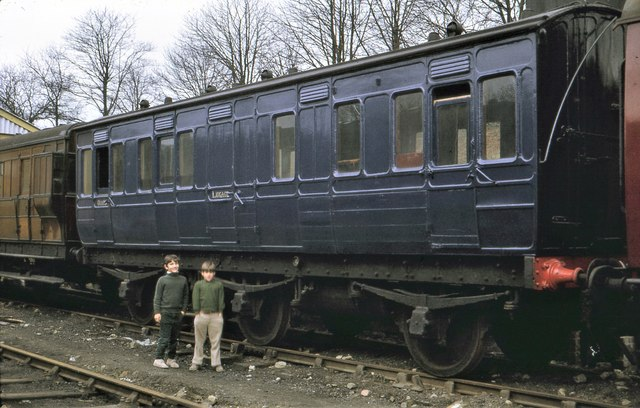 Museum rollingstock, Oxenhope