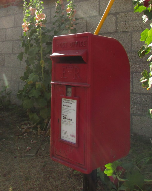Postbox, Homington
