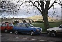 SE0361 : Burnsall in Wharfedale by Martin Richard Phelan