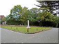 TQ3215 : War Memorial - Ditchling by Paul Gillett
