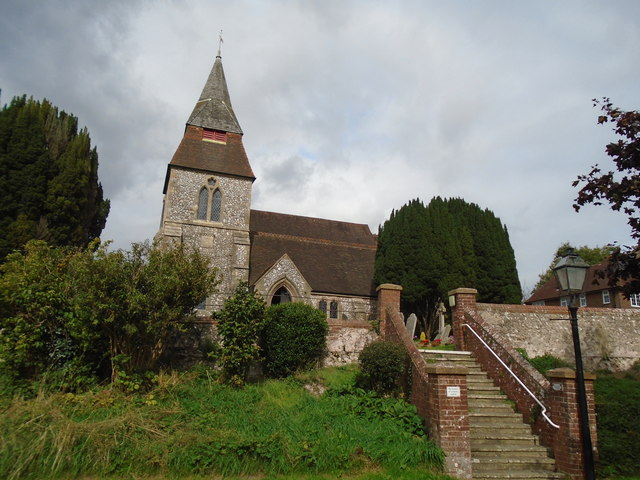 St Cosmas and St Damian church. Ketymer