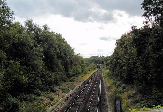 London to Brighton line