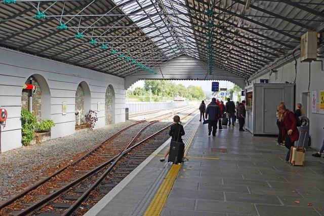 Killarney Railway Station (1), Fair Hill, Killarney, Co. Kerry