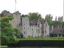 TQ4745 : Hever Castle, Kent - 040817 by John P Reeves