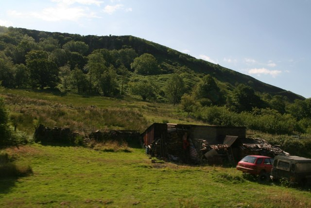 Kidstyle Farm from North Yorkshire Moors Railway