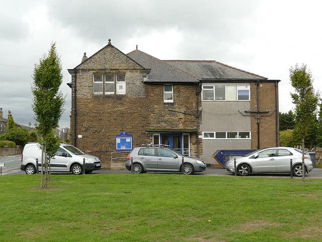 Former St Luke's Church Centre, East Bierley - side