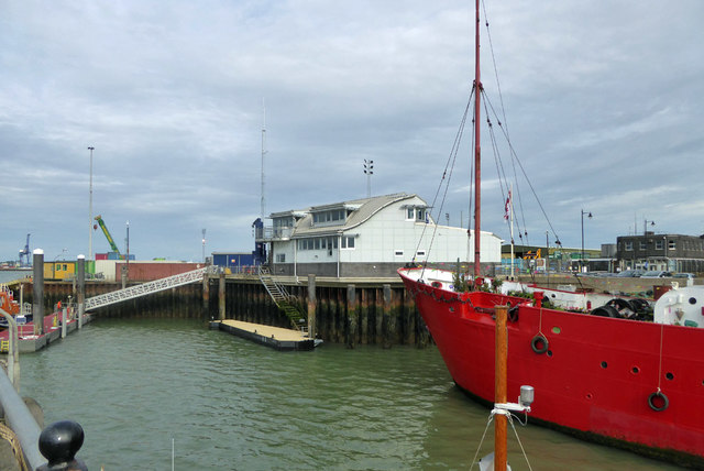 Harwich Lifeboat Station