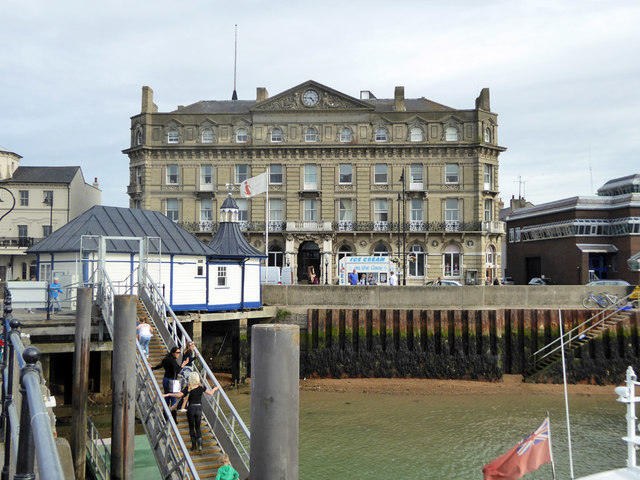 Quayside Court, Harwich
