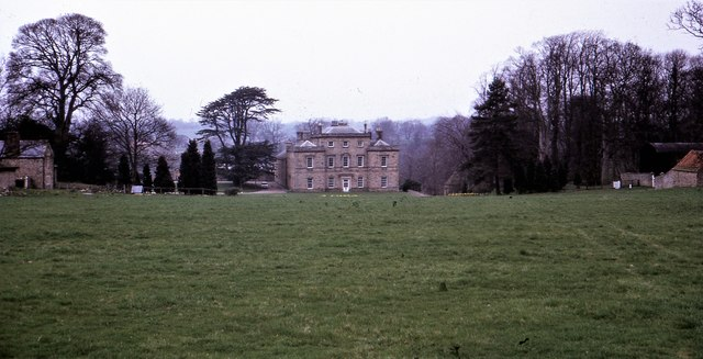 Wycliffe Hall, Wycliffe, Teesdale