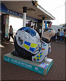 TQ3103 : Snailspace #29 Palace Pier Entrance by Paul Gillett