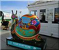 TQ3103 : Snailspace #30 Palace Pier by Paul Gillett